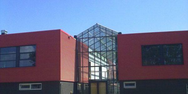 Canopies & atriums