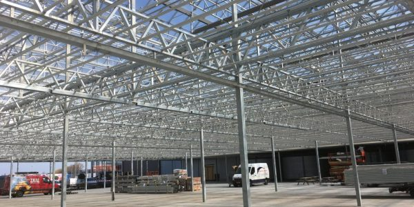 Venlo greenhouses